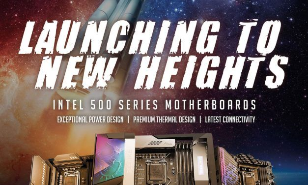 MSI 500 Series Motherboards Release