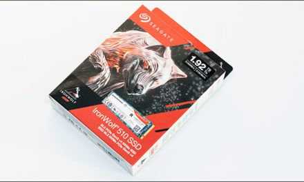 Seagate IronWolf 510 1.92TB M.2 NVMe Review