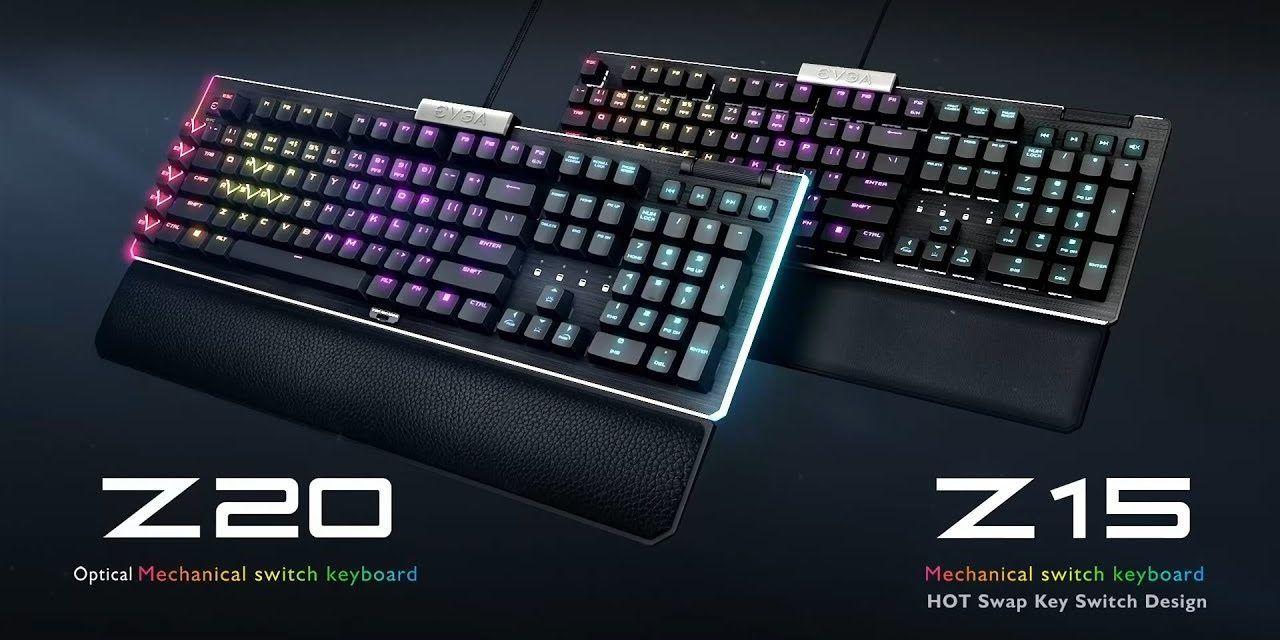 EVGA Z Series Mechanical Gaming Keyboards