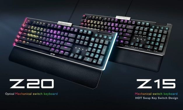 EVGA Z Series Mechanical Gaming Keyboards