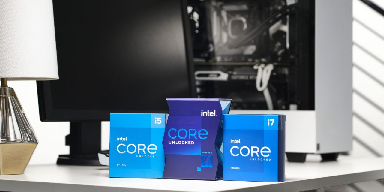 Intel Core i9-11900K and Core i5-11600K Review