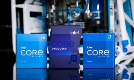 11th Gen Intel Rocket Lake-S