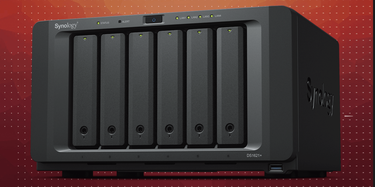 Synology DiskStation DS1621 Plus Review