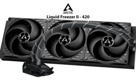 Arctic Liquid Freezer II 420 Review