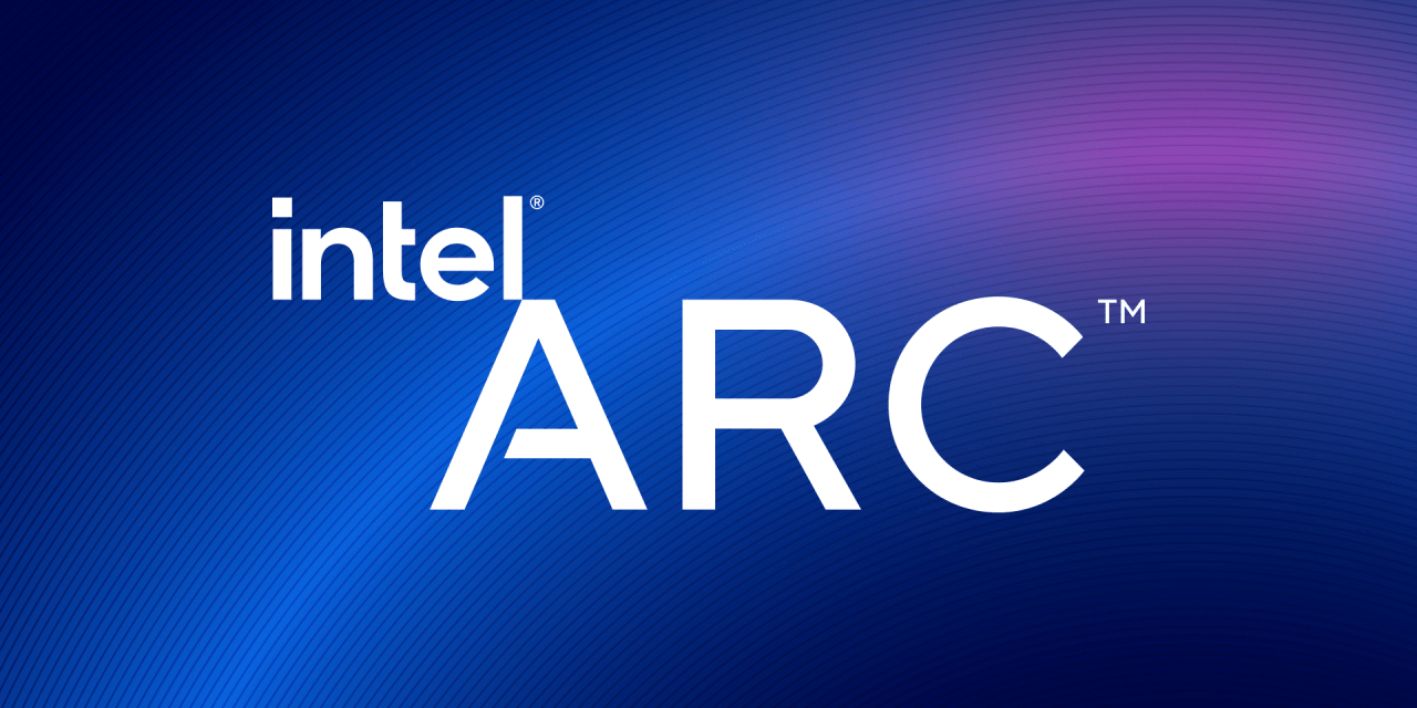 Intel's Arc GPUs