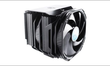 Cooler Master MA624 Stealth Review
