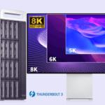TerraMaster D16 No Fear of 8K Editing and Toning