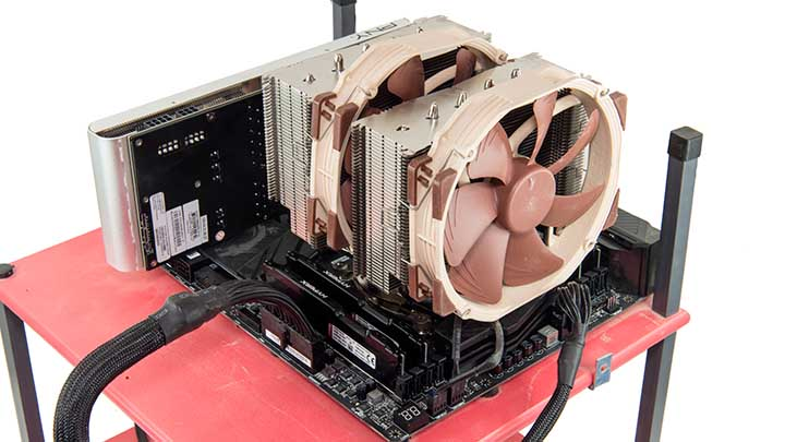 cooler2 - Intel i7 6950X Cooling the 10 Core Beast