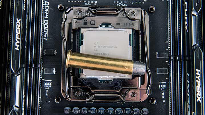 cpu - Intel i7 6950X Cooling the 10 Core Beast