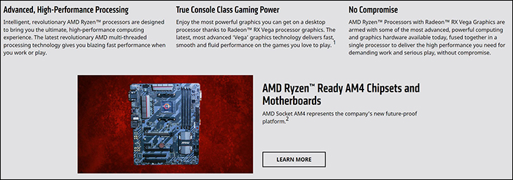 AMD Ryzen 2200G and 2400G spec1 - Ryzen 5 2400G and Ryzen 3 2200G: Putting the G back in Gaming