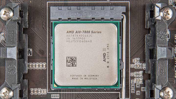 cpu - AMD A10-7870K
