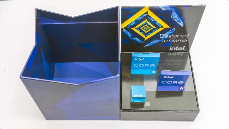 box - Intel Core i9-11900K and Core i5-11600K Review