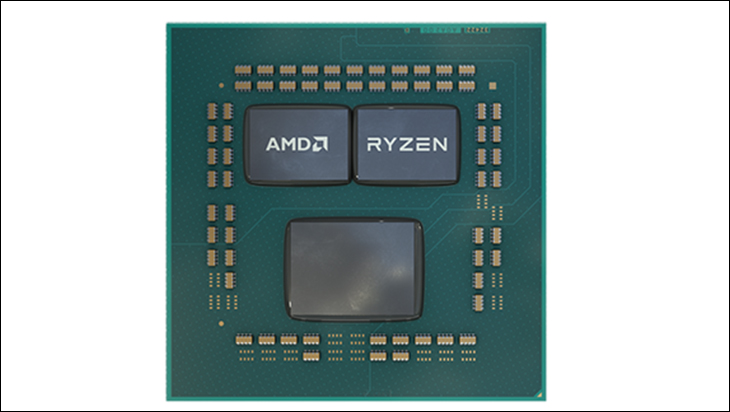 Ryzen R5 3600X chiplets - Ryzen 5 3600X Review
