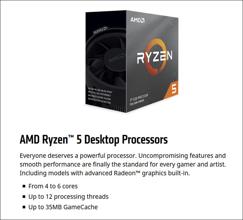 Ryzen R5 3600X spec0 - Ryzen 5 3600X Review