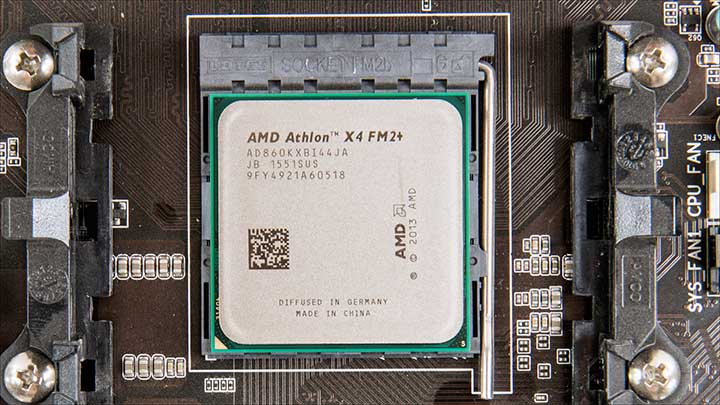 cpu - AMD Athlon X4 860K