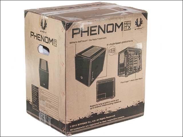 box - BitFenix Phenom Case Review