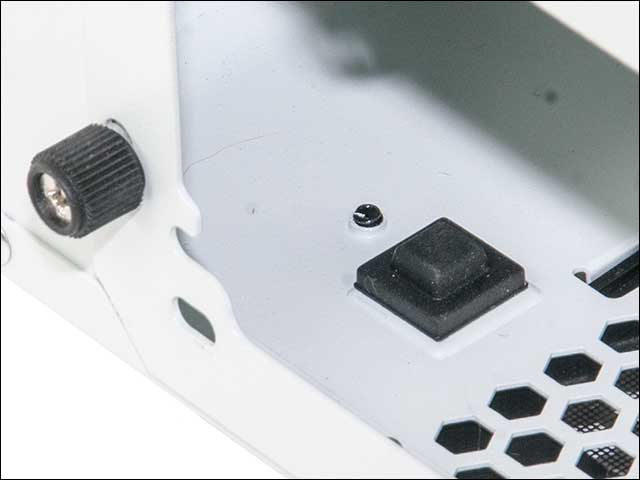 psu bumpers - BitFenix Phenom Case Review