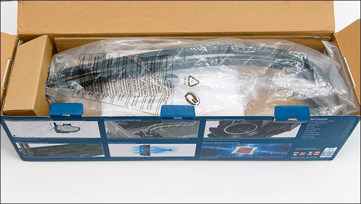 Arctic Liquid Freezer II 360 box o - Arctic Liquid Freezer II 360 Review