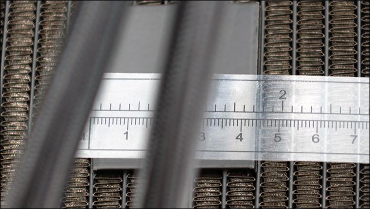 MSI CoreLiquid 360R pump2 - MSI MAG CoreLiquid 360R Review