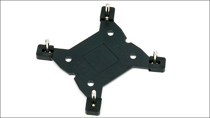 Scythe Big Shuriken3 backplate - Big Shuriken 3 Review