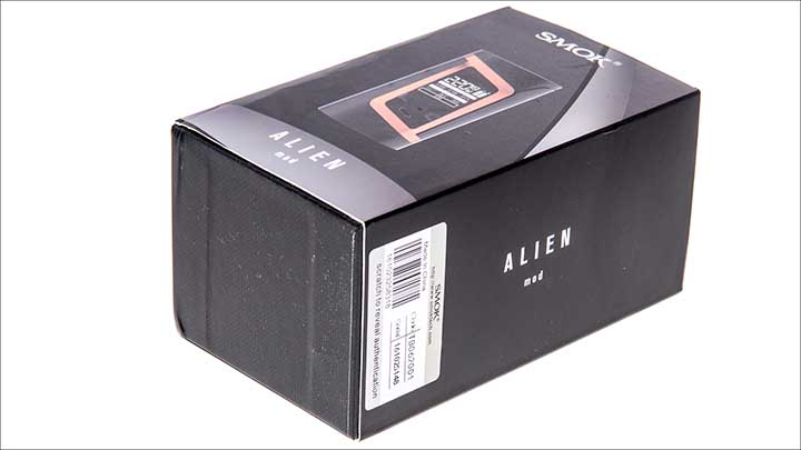 box - SMOK Alien 220W