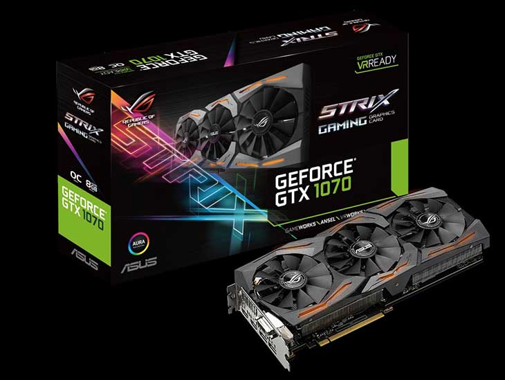intro2 - ASUS STRIX GTX 1070 O8G Gaming: the best GTX 1070 available today?
