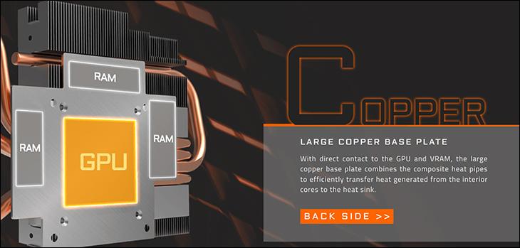 spec3 - Gigabyte AORUS GTX 1070: Big card with big performance