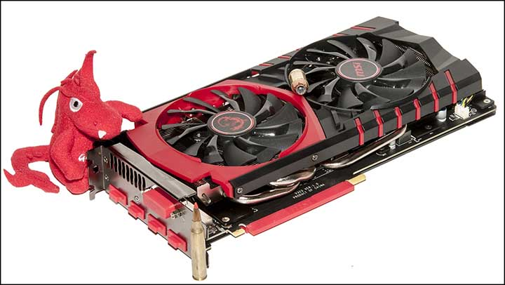 ang1 - MSI Gaming 6G 980TI: Silent But Deadly