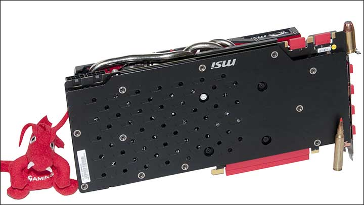 back - MSI Gaming 6G 980TI: Silent But Deadly