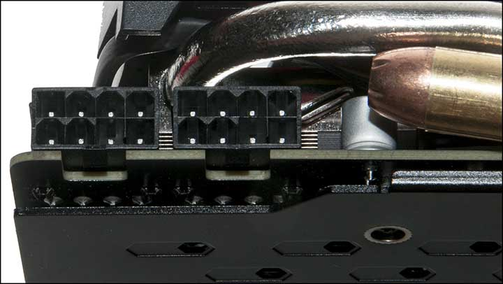 power ports - MSI Gaming 6G 980TI: Silent But Deadly