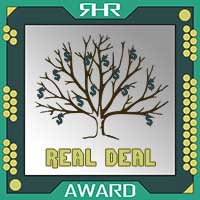 RHR RealDealAward - EACH G2100 Headset