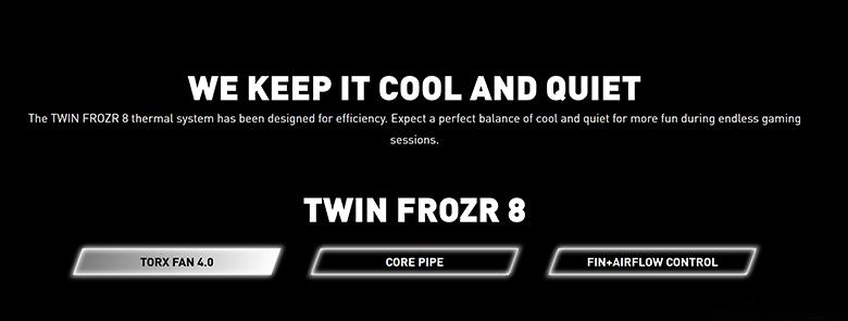 spec2 - MSI Radeon RX 6600 XT Gaming X Review