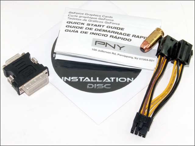 access - PNY GeForce GTX 770 4GB XLR8 OC2
