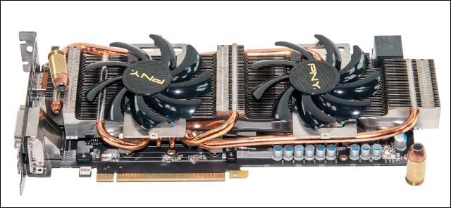 cover - PNY GeForce GTX 770 4GB XLR8 OC2