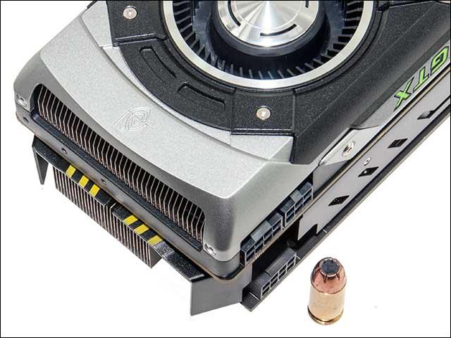 size - PNY GeForce GTX 770 4GB XLR8 OC2
