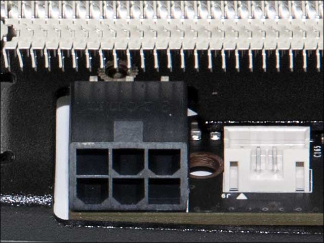 6pin - PNY Geforce XLR8 GTX 960 Elite