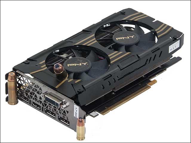 ang1 - PNY Geforce XLR8 GTX 960 Elite