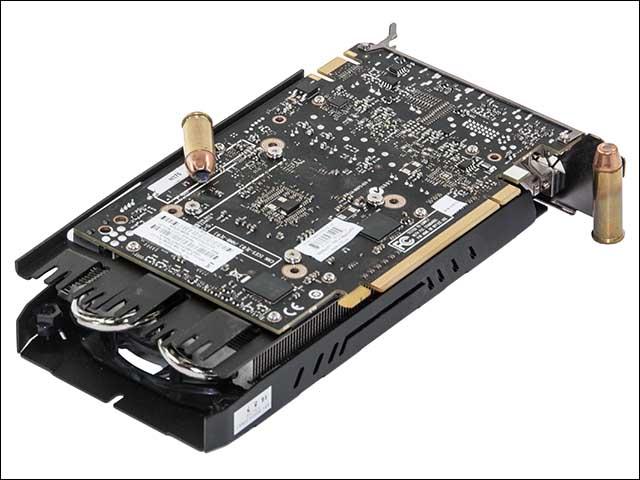 back - PNY Geforce XLR8 GTX 960 Elite
