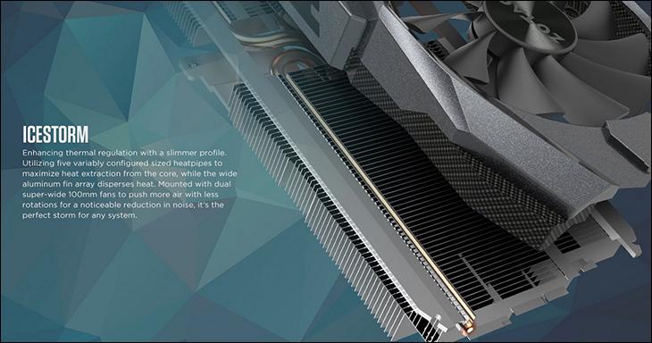spec3 - Zotac AMP! GTX 1070: Versatility and value