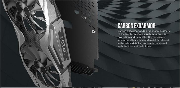 spec4 - Zotac AMP! GTX 1070: Versatility and value