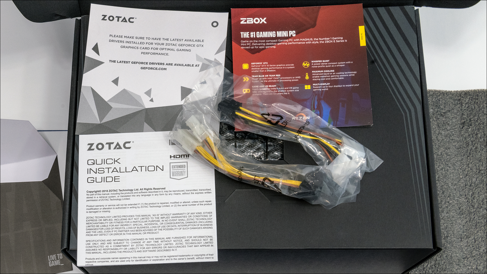 Zotac Gaming GeForce RTX 2070 AMP: Smaller design, but better