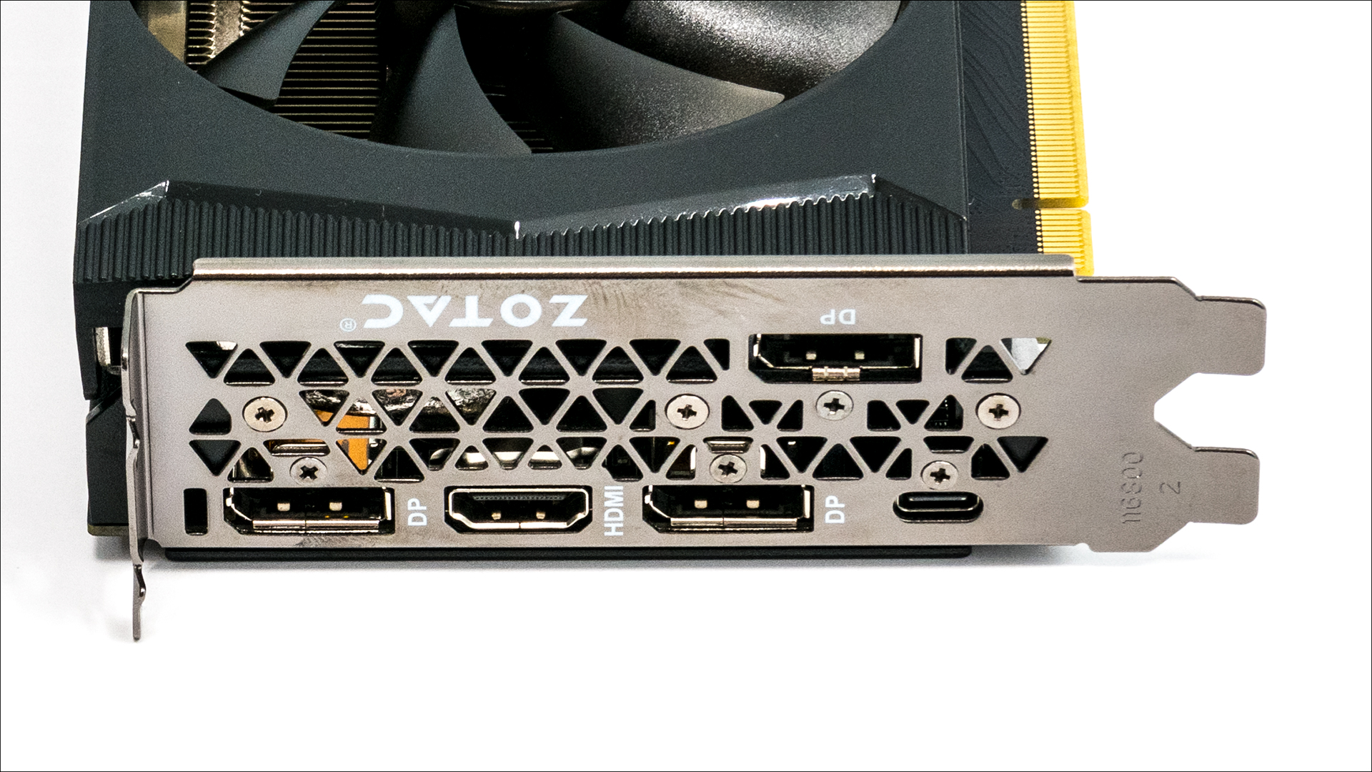 Zotac Gaming GeForce RTX 2070 AMP: Smaller design, but better