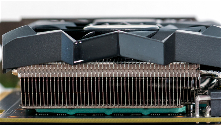 Zotac Gaming GTX 1660 pads - Zotac GAMING GeForce GTX 1660 Review
