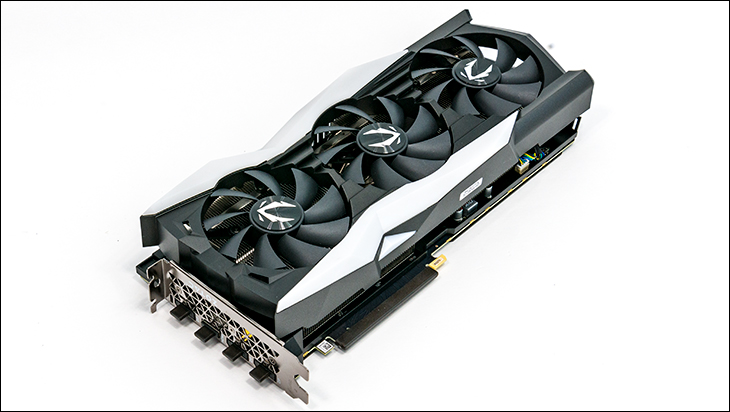 Zotac Super RTX 2080 AE ang2 - Zotac Super RTX 2080 Amp Extreme Review