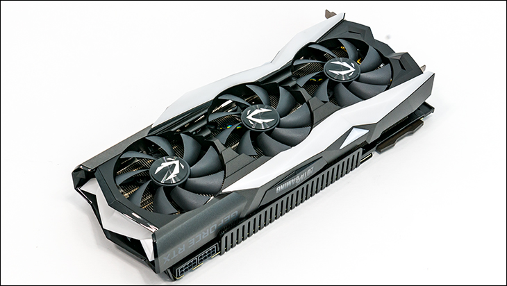 Zotac Super RTX 2080 AE ang4 - Zotac Super RTX 2080 Amp Extreme Review