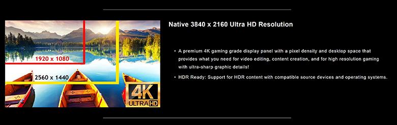 Nixeus EDG274K spec4 - Nixeus NX-EDG274K Review