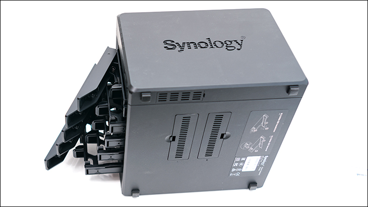 drive1 - Synology DS1520+ Review