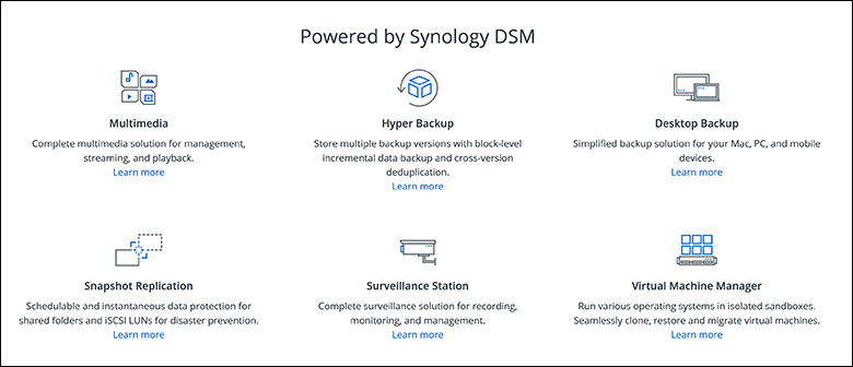 spec4 - Synology DS1520+ Review