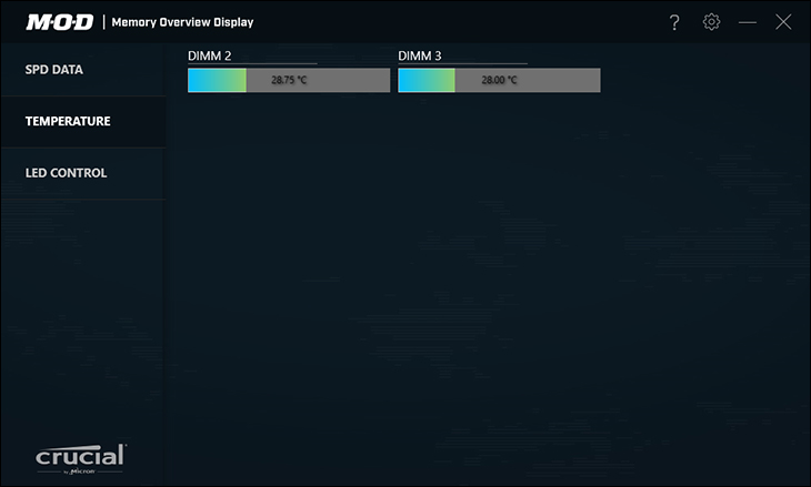 mod1 - Ballistix Gaming DDR4-3200 64GB Review