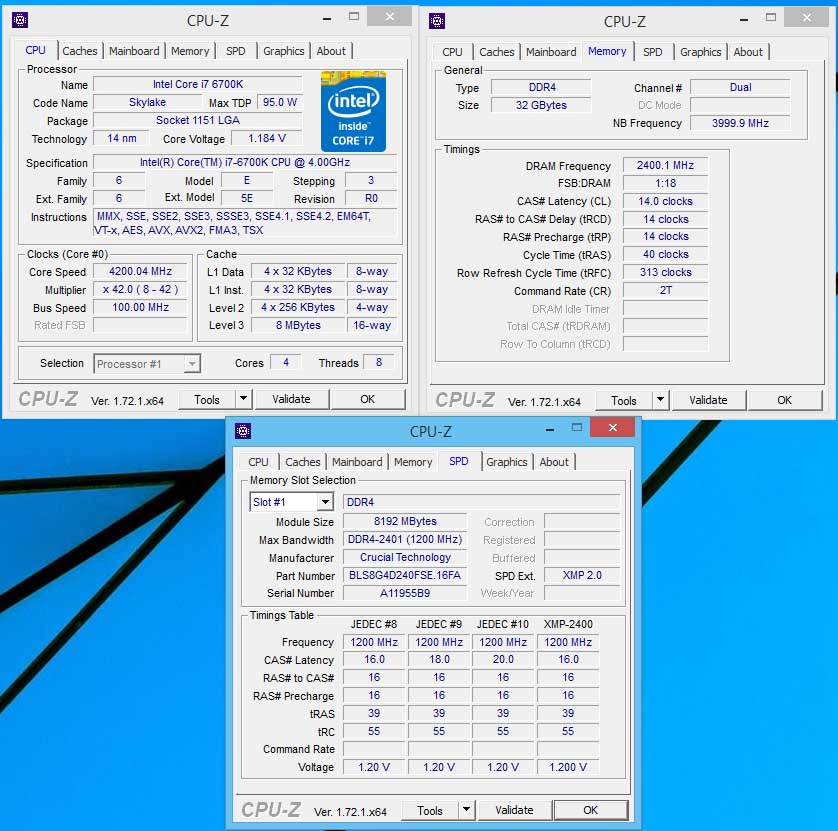 Crucial Ballistix Sport LT Red 32GB Kit